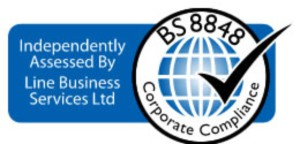 bs logo for front